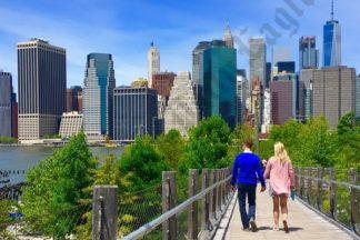 Brooklyn Bridge Park, May 2017