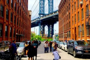 DUMBO, May 2017 - Brooklyn Archive