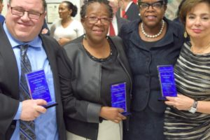 Gender Fairness Committee Awards 03/10/2017