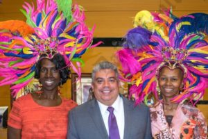 Brooklyn Courts Caribbean Heritage Month Celebration 06/28/2017