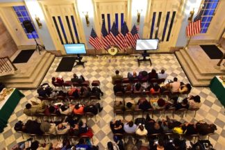 How Not To Die Symposium at Borough Hall 09/08/2017 - Brooklyn Archive