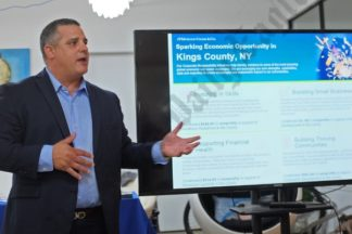 North Brooklyn Chamber of Commerce Orientation 10/25/2017 - Brooklyn Archive