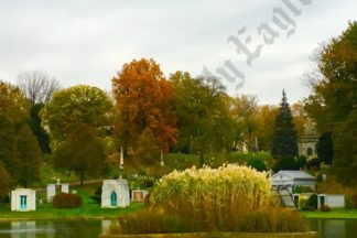 Green-Wood Cemetery, November 2017 - Brooklyn Archive