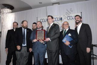 Council of Jewish Organizations Breakfast 03/18/2018