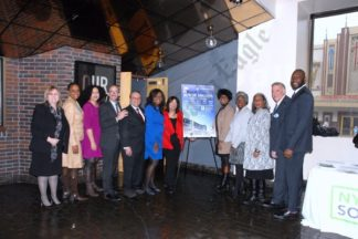 Chamber of Commerce MWBE Awards 03/08/2018 - Brooklyn Archive