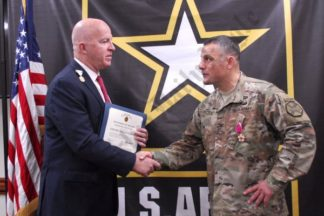 Fort Hamilton Army Base Change of Command 07/26/2018 - Brooklyn Archive