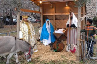 New Utrecht Dutch Reform Church Live Nativity 12/15/2018