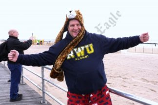 New Year's Day Coney Island Polar Bear Swim 2019 - Brooklyn Archive